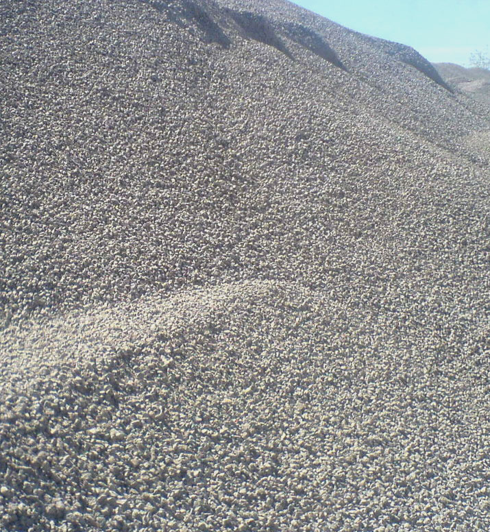 отсев песок